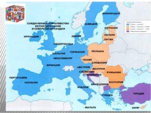 Входит ли россии в европу