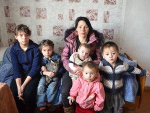 Многодетная семья сколько детей в казахстане