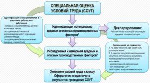 Спецоценка условий труда для малых предприятий кто ответственный