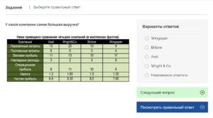 Примеры математические тесты при приеме на работу