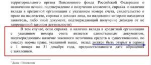 Источник к существованию при подаче документов на гражданство рф