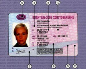 Как проверить на подлинность украинские права