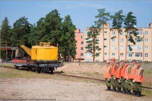 Войсковая часть 11300 загорянский
