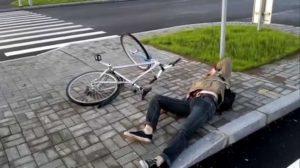 Лишение прав если пьяный на велосипеде