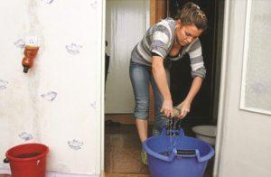 При затоплении квартиры куда звонить