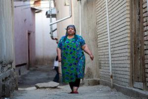 Современная жизнь в узбекистане