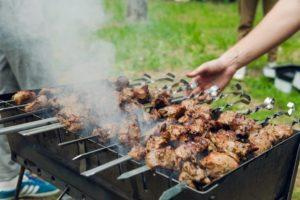 Можно ли жарить шашлык в парке на мангале москва