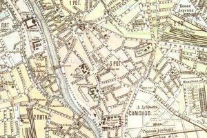 Где была таганская тюрьма на карте