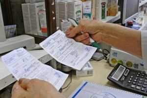 Штраф за продажу рецептурного препарата