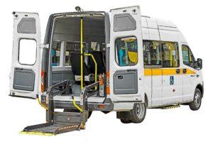 Зачем нужен автобус для перевозки инвалидов