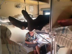 Лайфхаки в поезде плацкарт