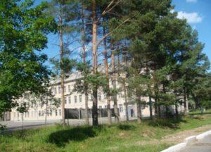 Поселок хвойный воинская часть 17646
