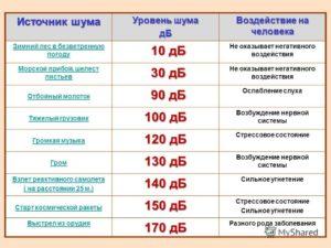 Как измерить децибелы шума