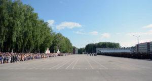 Город кстово воинская часть 64120
