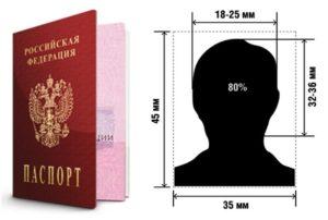 Фото на гражданство рф требования 2020 размеры