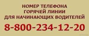 Гибдд краснодарского края телефон бесплатный