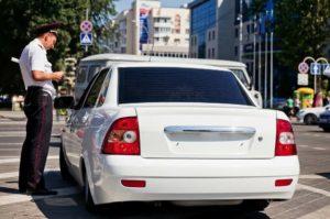 Езда на утилизированном автомобиле наказание 2020