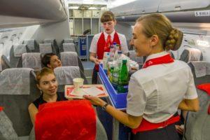 Стюардесса уральские авиалинии обучение