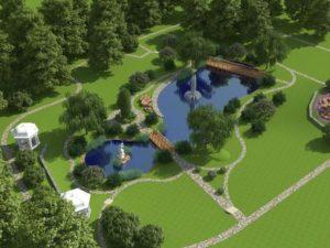 Земельеый участок под рекреацию что можно развить