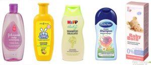 Безсульфатные шампуни детские для волос список