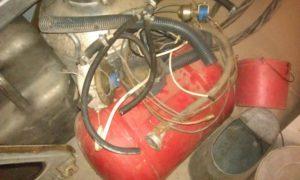 Самостоятельная установка гбо на ваз карбюратор нива 21213