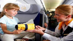 Правила перевозки детей аэрофлот