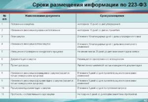 Какие документы необходимы для внесения изменений в конкурсную документацию по 223 фз