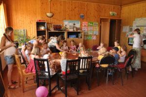 Лагерь для детей из многодетных семей в москве