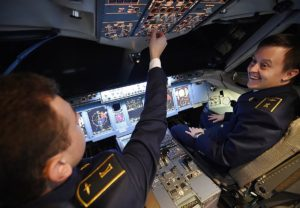 Где обучают на пилота гражданской авиации