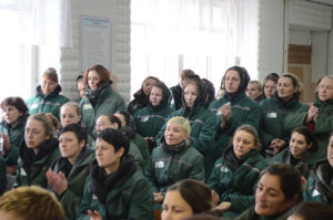 Где во владимирской области женская колония