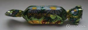 Конфеты ромашка состав новосибирск