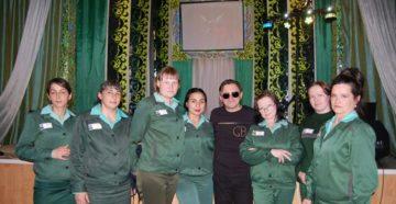 Женская тюрьма в новосибирске